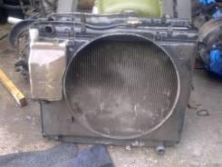 Радиатор охлаждения двигателя. Toyota Land Cruiser, HDJ101 Двигатель 1HDFTE