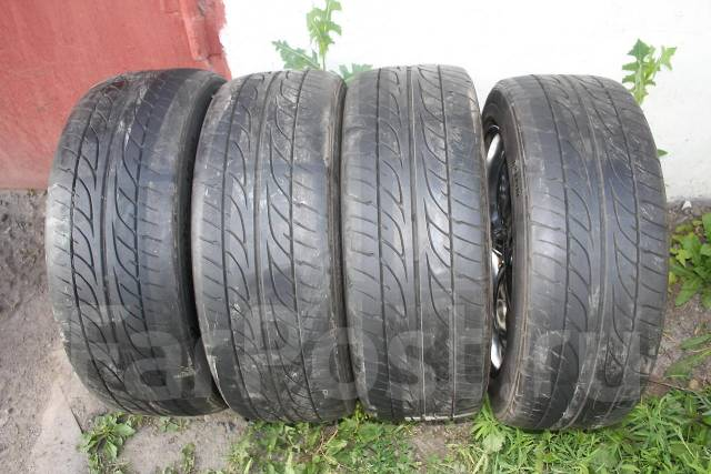 Dunlop. Летние, 2007 год, износ: 10%, 4 шт