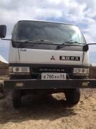 Mitsubishi Canter. Очень хороший грузовик 4WD на мостах, 5 200 куб. см., 3 000 кг.