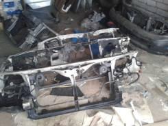 Рамка радиатора. Toyota Cresta, JZX91, JZX90, JZX93, JZX105, GX105, JZX100, JZX101, GX90, SX90, LX90, GX100, LX100 Toyota Mark II, JZX91E, JZX90E, GX1...