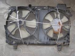 Радиатор охлаждения двигателя. Toyota Carina Toyota Corona, ST210 Toyota Caldina, ST210