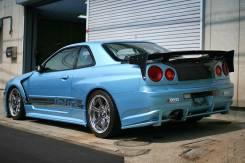 Крыло. Nissan Skyline, ENR34, HR34, ER34, BNR34