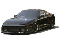 Обвес кузова аэродинамический. Nissan 180SX. Под заказ