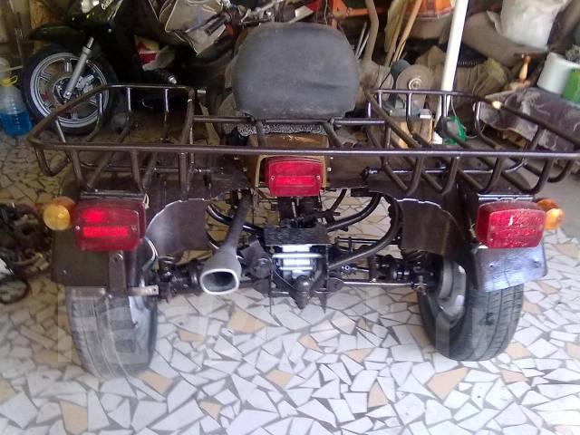 Трицикл из тулы 126
