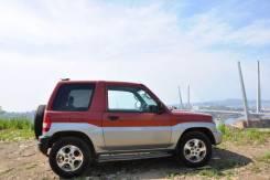 Mitsubishi Pajero iO. автомат, 4wd, 1.8 (140л.с.), бензин