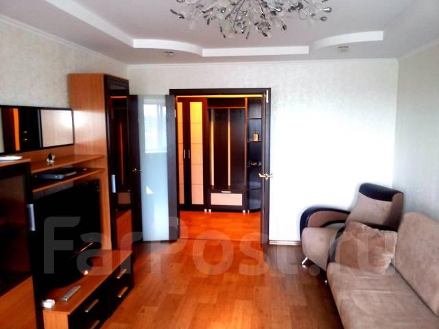 2-комнатная, улица Большая 7. Центральный, 57 кв.м. Комната