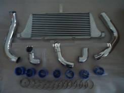 Интеркулер. Toyota Mark II, JZX100, JZX90, JZX90E Toyota Cresta, JZX100, JZX90 Toyota Chaser, JZX100, JZX90 Двигатель 1JZGTE