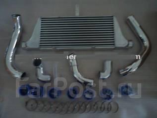 Интеркулер. Toyota Cresta, JZX90, JZX100 Toyota Mark II, JZX90, JZX100 Toyota Chaser, JZX90, JZX100 Двигатель 1JZGTE