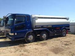 Mitsubishi Fuso Super Great. Продаётся MMC FUSO Super Great бензовоз, 12 000 куб. см., 14,00 куб. м.