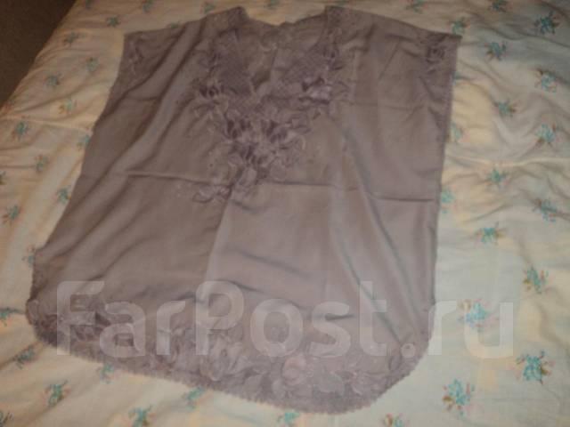 db062ba2e68 Блузка. Шелк. Вышивка-ручная работа - Основная одежда во Владивостоке