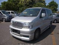 Nissan Elgrand. ATWE50, ZD30
