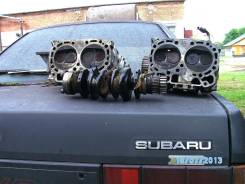 Головка блока цилиндров. Subaru Leone, AA5 Двигатель EA82