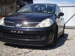 Nissan Tiida. C11, HR15