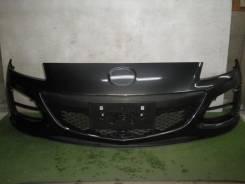 Рестайлинговый Передний Бампер Mazda RX-8. RX8. SE3P. -Japan. лот №3