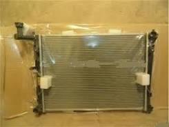 Радиатор охлаждения двигателя. Hyundai Elantra Hyundai i30
