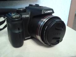 Panasonic Lumix DMC-FZ100. 15 - 19.9 Мп, зум: 14х и более