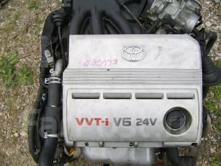 Двигатель в сборе. Toyota Harrier, MCU10W, MCU15W, MCU30W, MCU31W, MCU35W, MCU36W Toyota Kluger V, MCU20W, MCU25W Toyota Alphard, MNH10W, MNH15W Toyot...