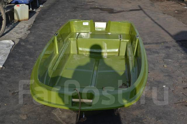Купить пластиковую лодку стрингер