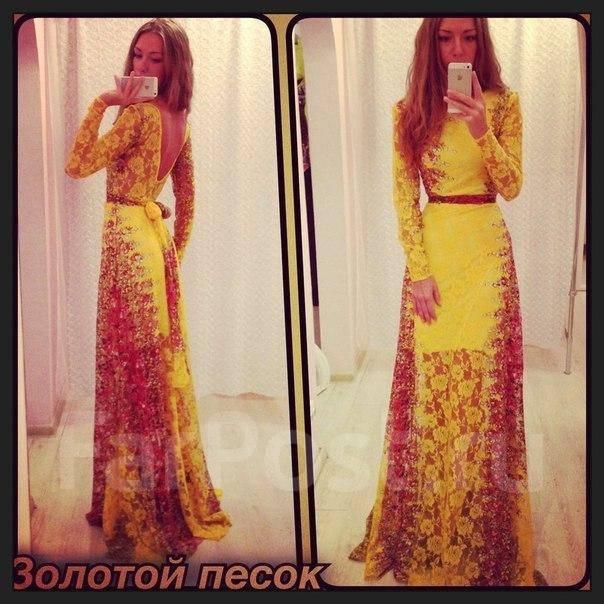 Платье золотой песок на тверской