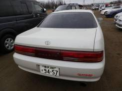 Эмблема багажника. Toyota Cresta, JZX90 Двигатель 1JZGTE