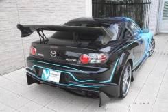 Mazda RX8 SE3P 03-08 Veilside - Задний бампер. Отправка.