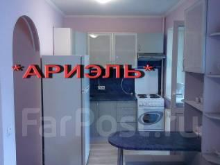 1-комнатная, улица Давыдова 20. Вторая речка, агентство, 28кв.м. Кухня