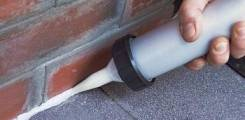 Наружная герметизация и гидроизоляция балконов