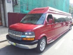 Chevrolet Express. Пати Бас, 24 места