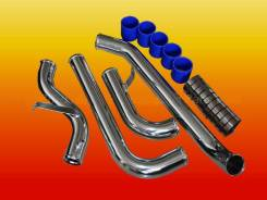 Интеркулер. Honda Civic Honda Integra, DA5, DA6, DA7, DA8, DB1, DB6, DB7, DB8, DB9, DC1, DC2 Двигатели: B16A, B18B, B18C, ZC