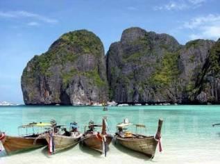 Таиланд. Пхукет. Пляжный отдых. Путевки в Таиланд, Пхукет 34200 руб/чел!
