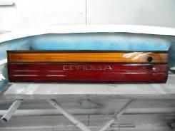 Планка под фонарь. Toyota Corolla, CE100, CE101, AE101, AE100 Двигатели: 4AFE, 5AFE, 2C
