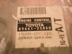 Блок управления двс. Toyota Cresta, GX100 Toyota Mark II, GX100 Toyota Chaser, GX100 Двигатель 1GFE
