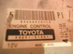 Блок управления двс. Toyota Corona Premio Toyota Corona, AT210 Двигатель 4AFE