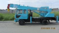 Услуги автокрана 5 тонн стрела 21метр