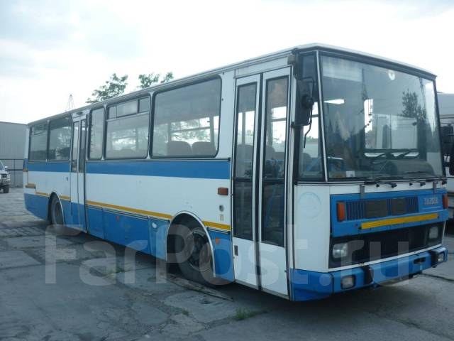 фото автобус кароса