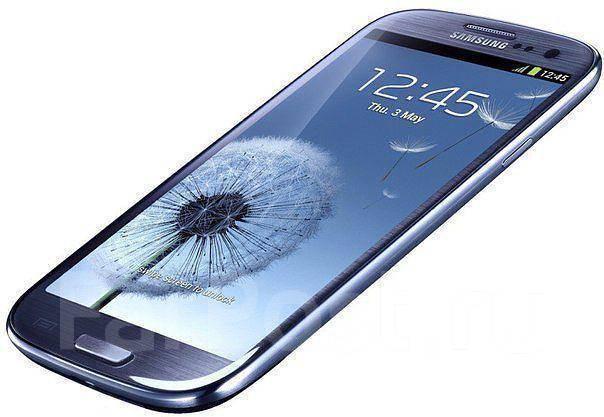 Samsung Galaxy S 3. Новый