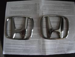 Эмблема. Honda Stream, UA-RN5, UA-RN3, LA-RN4, LA-RN3, CBA-RN5, LA-RN2, ABA-RN4, CBA-RN3, LA-RN1, UA-RN1, CBA-RN1, ABA-RN2 Двигатели: K20A1, D17A2
