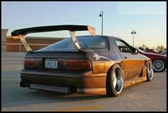 Крыло. Mazda RX-7