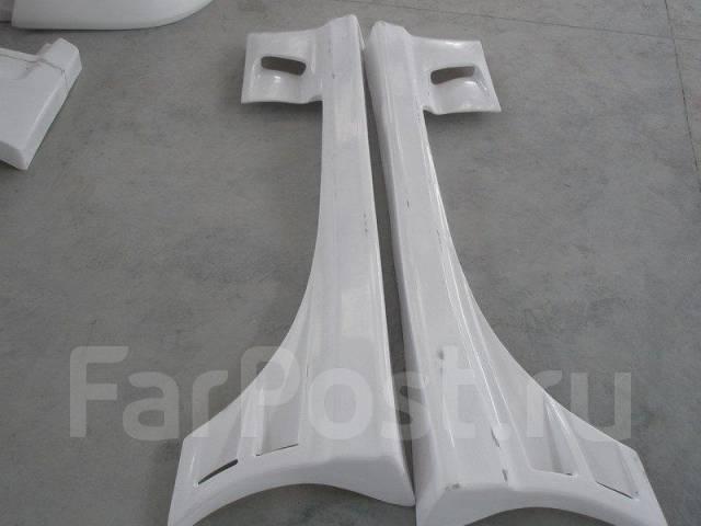Обвес кузова аэродинамический. Mazda RX-7, FD3S