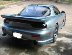 Бампер. Mazda Efini RX-7, FD3S Mazda RX-7, FD3S