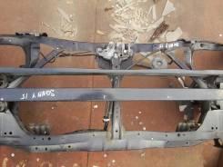 Рамка радиатора. Nissan Sunny, FB15 Двигатель QG15DE