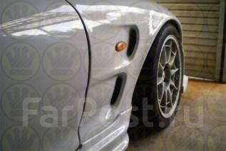 Крыло. Mazda RX-7, FD3S