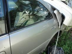 Дверь боковая. Toyota Chaser, GX100 Двигатель 1GFE