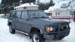 Nissan Safari. WGY60, TD42