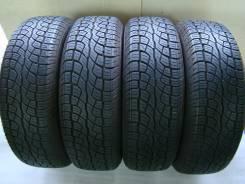 Bridgestone Dueler H/T 687. всесезонные, 2010 год, б/у, износ до 5%