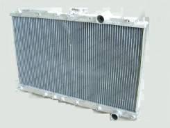 Радиатор охлаждения двигателя. Mitsubishi Lancer, CD9A, CE9A