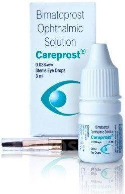 Карепрост ( Careprost ) Без шва на дне флакона! Бесплатная доставка. Акция длится до, 1 ноября