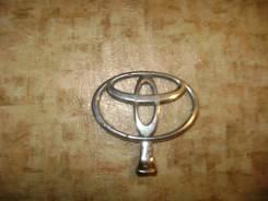 Капот. Toyota