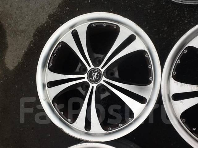 Sporsh wheels 17. 7.0x17, 5x114.30, ET51, ЦО 73,0 мм.