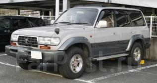 Toyota Land Cruiser. 1996г. FZJ80 правый руль.